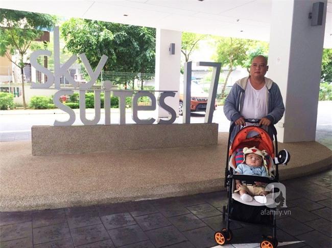 """Chính thức: Bé Phạm Đức Lộc đã xuất viện tại Singapore, được về """"ngôi nhà mới"""" - Ảnh 2."""