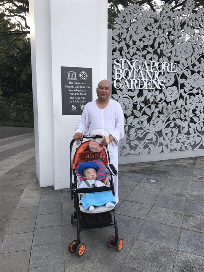 """Chính thức: Bé Phạm Đức Lộc đã xuất viện tại Singapore, được về """"ngôi nhà mới"""" - Ảnh 7."""