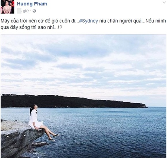 Phạm Hương, nhà Phạm Hương, nhà sao