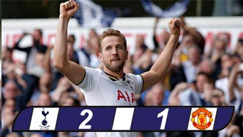 Hạ gục M.U, Tottenham có quà ngày chia tay sân White Hart Lane