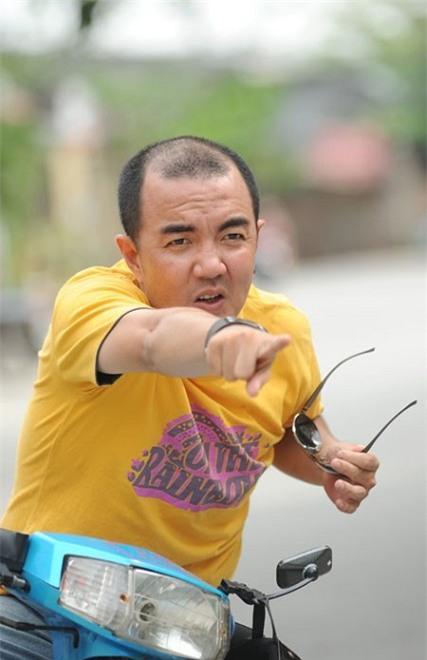Diẽn vien Quóc Thuạn: 'Chuong trình có Huong Giang Idol dùng nghĩ dén viẹc có mạt toi'