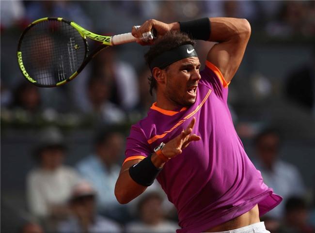 Ro beo va ban gai co vu Nadal vo dich Madrid Open hinh anh 7