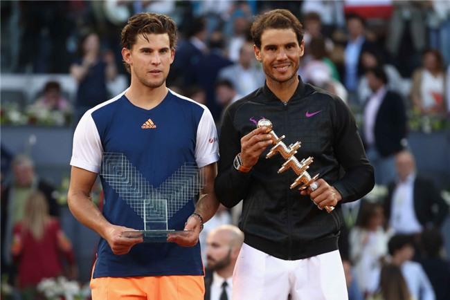 Ro beo va ban gai co vu Nadal vo dich Madrid Open hinh anh 9