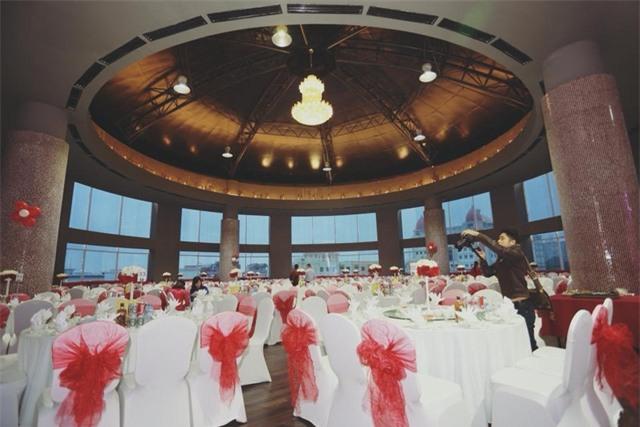 Đây là nơi được tổ chức tiệc cưới của Quỳnh Nga