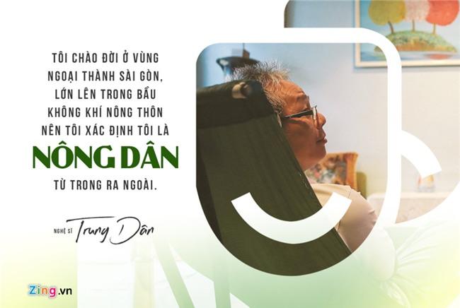 Nghe si Trung Dan - nguoi khien Hoai Linh, Tran Thanh phai ne phuc hinh anh 3