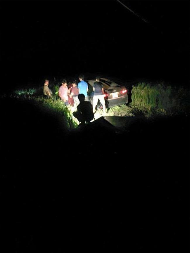 Hiện trường vụ tai nạn khiến 3 học sinh tử vong Bắc Ninh - Ảnh 1.