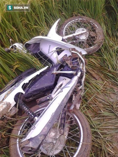 Hiện trường vụ tai nạn khiến 3 học sinh tử vong Bắc Ninh - Ảnh 4.