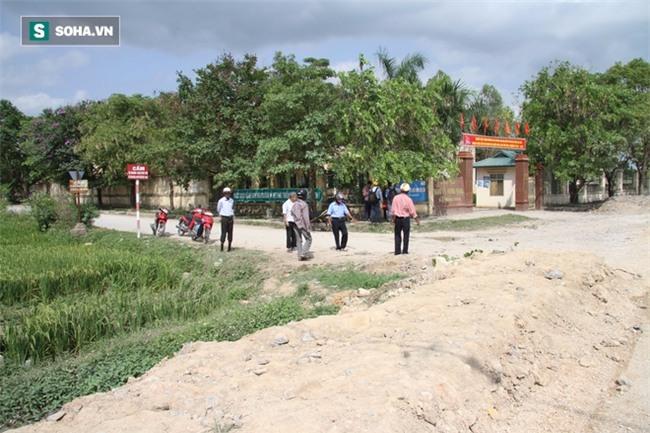 Hiện trường vụ tai nạn khiến 3 học sinh tử vong Bắc Ninh - Ảnh 6.