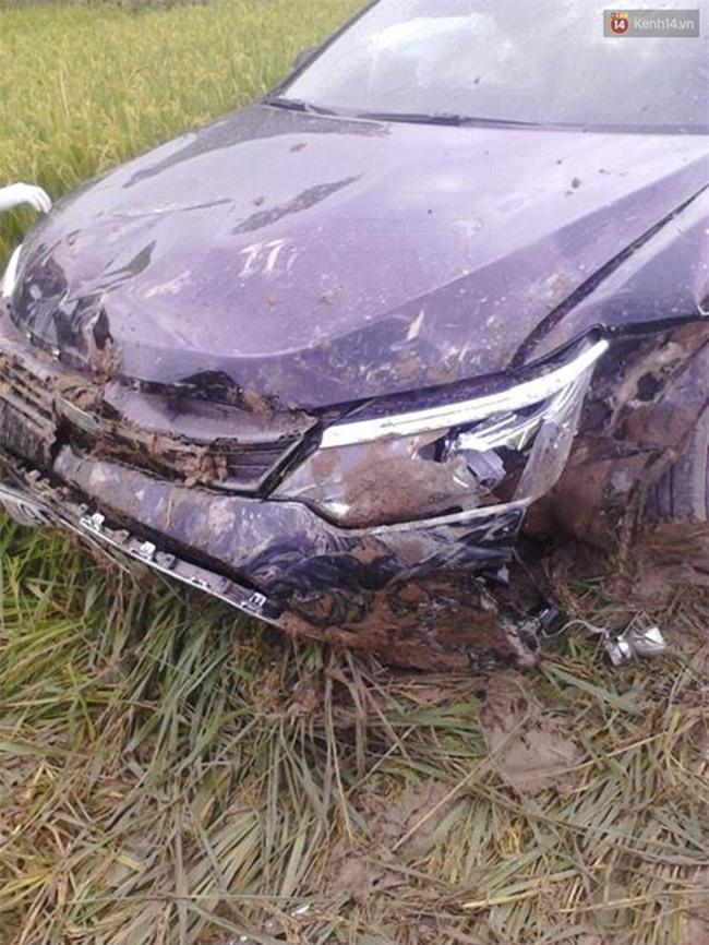 Người thân không nhận ra nam sinh mắc kẹt dưới gầm ô tô Camry sau tai nạn kinh hoàng ở Bắc Ninh - Ảnh 6.