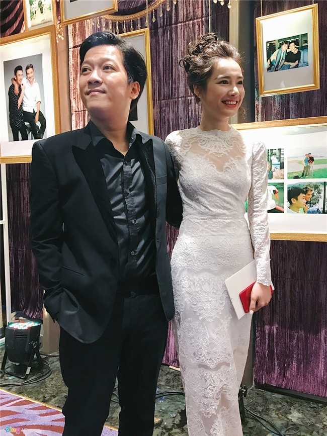Truong Giang, Nha Phuong tinh tu den chuc mung Dam Vinh Hung hinh anh 2
