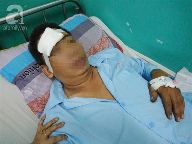Vợ người đàn ông bị nhóm giang hồ đánh gục ở Sài Gòn: Kẻ chủ mưu là anh em kết nghĩa với cha nạn nhân? - Ảnh 4.