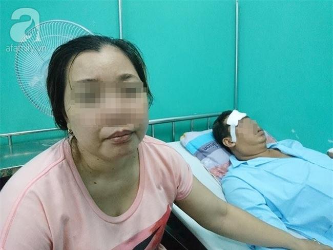 Vợ người đàn ông bị nhóm giang hồ đánh gục ở Sài Gòn: Kẻ chủ mưu là anh em kết nghĩa với cha nạn nhân? - Ảnh 6.