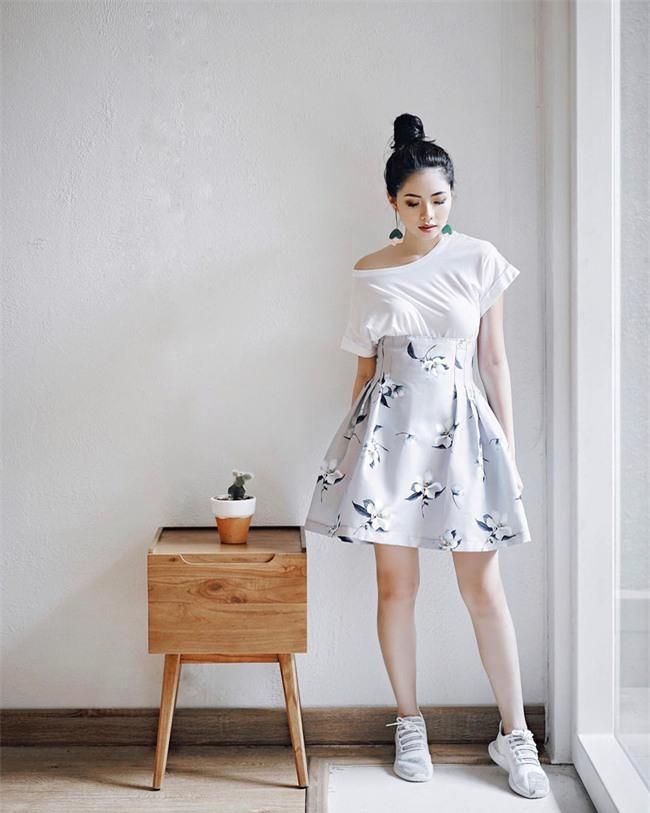 Chẳng ai bảo ai nhưng các quý cô châu Á diện cực nhiều đồ trắng cho street style tuần qua - Ảnh 5.