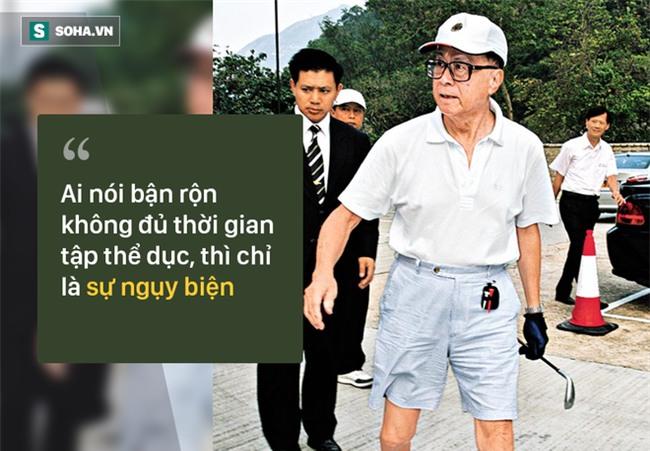Vẩy tay cân bằng lá lách, dạ dày: Thuật dưỡng sinh của tỷ phú 90 tuổi vẫn sống khoẻ  - Ảnh 1.