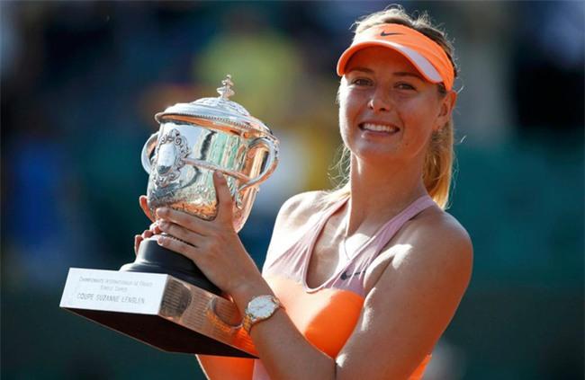 Búp bê Nga Sharapova không được đặc cách dự Pháp Mở rộng - Ảnh 1.