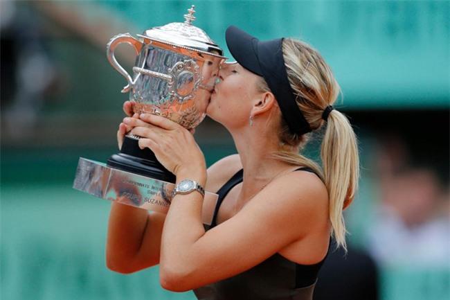 Búp bê Nga Sharapova không được đặc cách dự Pháp Mở rộng - Ảnh 2.