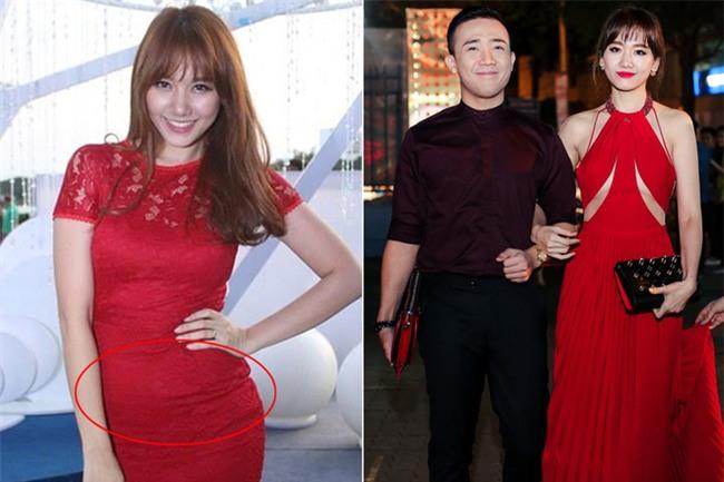 Trước và sau khi nỗ lực giảm cân, phong cách thời trang của Hari Won đúng là thay đổi chóng mặt! - Ảnh 4.