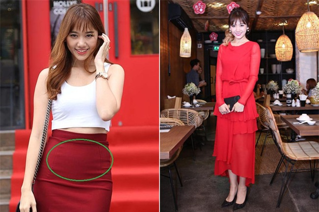 Trước và sau khi nỗ lực giảm cân, phong cách thời trang của Hari Won đúng là thay đổi chóng mặt! - Ảnh 5.