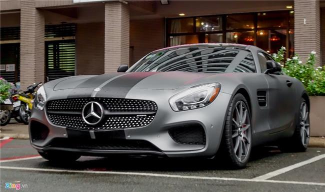 Cuong Do La do Mercedes GTS kieu Fast and Furious 8 hinh anh 5