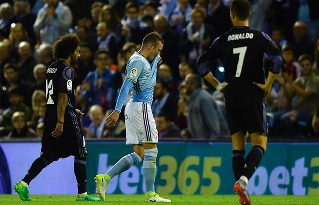 Ronaldo lập cú đúp, Real chạm tay vào chức vô địch La Liga - Ảnh 7.