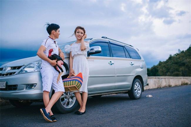 Người thứ ba trong ảnh cưới của cặp đôi Phú Yên khiến dân mạng bấm like nhiệt tình - Ảnh 8.