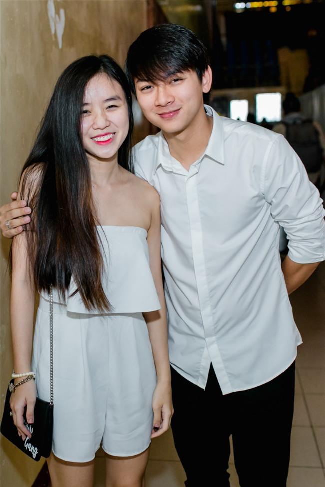 Hoai Lam dan ban gai Bao Ngoc cung di dien hinh anh 2