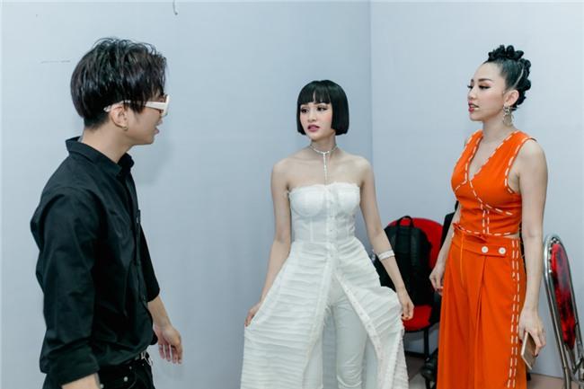 Hoai Lam dan ban gai Bao Ngoc cung di dien hinh anh 8