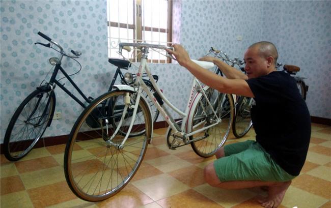 xe đạp cổ, xe đạp, Peugoet, bộ sưu tập xe