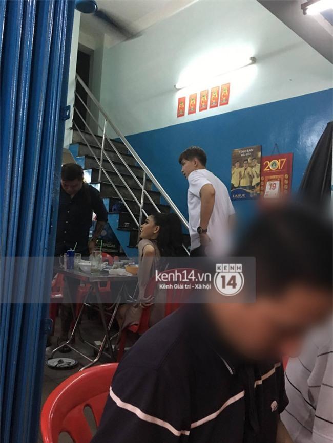 Trương Quỳnh Anh tay trong tay đi ăn khuya cùng Tim giữa tin đồn ly hôn - Ảnh 2.