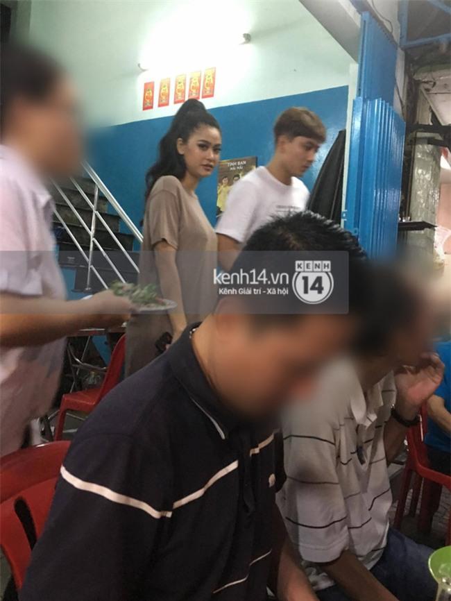 Trương Quỳnh Anh tay trong tay đi ăn khuya cùng Tim giữa tin đồn ly hôn - Ảnh 7.