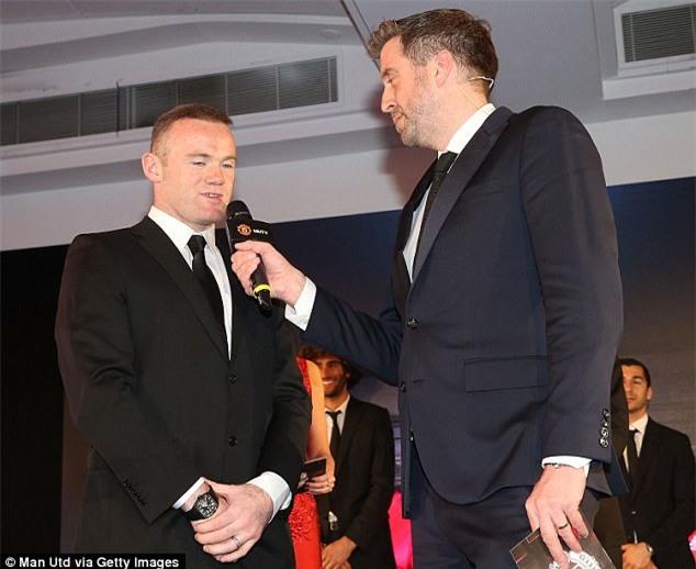 Ngay cả khi thất vọng, Rooney cũng giấu nỗi buồn vào tim - Ảnh 3.