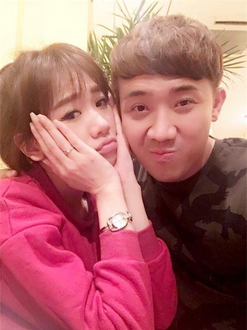 """nhung khoanh khac """"chang giong ai"""" cua vo chong tran thanh - hari won - 14"""