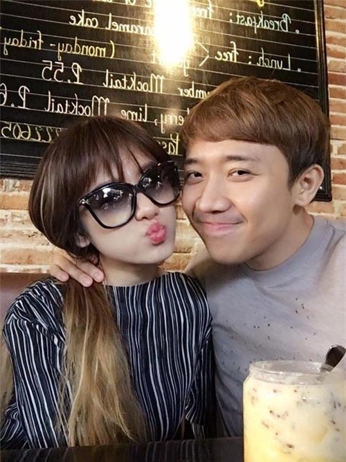 """nhung khoanh khac """"chang giong ai"""" cua vo chong tran thanh - hari won - 15"""