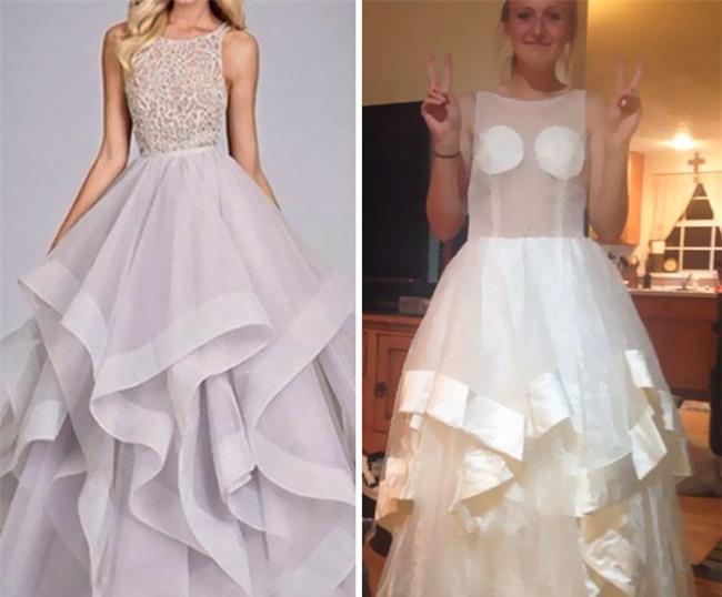 Những bộ váy prom thảm họa mua online biến công chúa thành phù thủy trong chớp mắt - Ảnh 5.