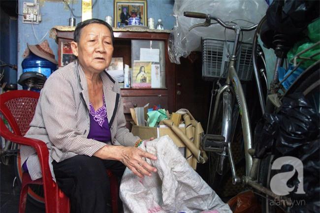 Cảm thương cảnh bà lão bệnh tật, lượm ve chai nuôi cháu mồ côi - Ảnh 9.