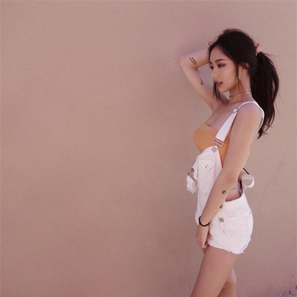 Cô bạn Trung Quốc mặt xinh, dáng lại đẹp - bảo sao chẳng lắm người mê! - Ảnh 12.