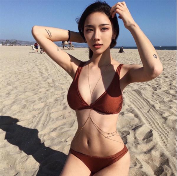 Cô bạn Trung Quốc mặt xinh, dáng lại đẹp - bảo sao chẳng lắm người mê! - Ảnh 3.