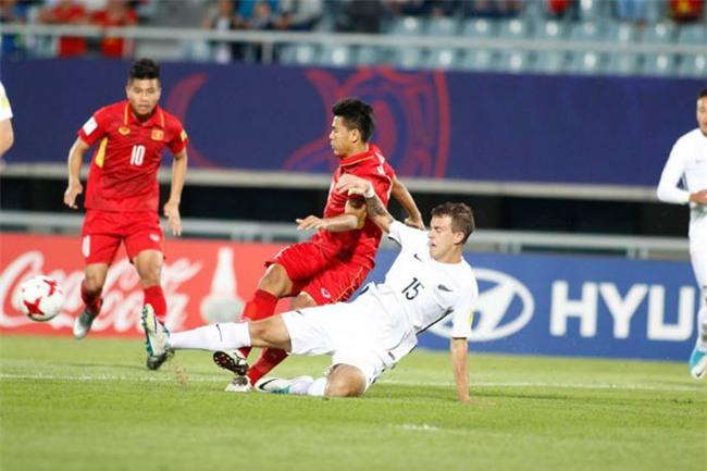 U20 Việt Nam - U20 New Zealand: Hiên ngang đi vào lịch sử - 1