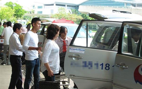 cước taxi sân bay, dịch vụ đặt xe, xe sân bay, giá cước taxi sân bay,