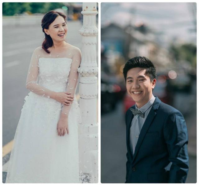 Cặp đôi vợ chồng trẻ với bộ ảnh cưới đầy thú vị