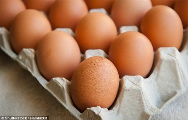 Ăn 1 quả trứng mỗi ngày làm giảm nguy cơ bị đột quỵ - Ảnh 1.