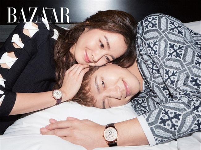 HOT: Kim Tae Hee tuyên bố đang mang thai con đầu lòng cho Bi Rain! - Ảnh 1.