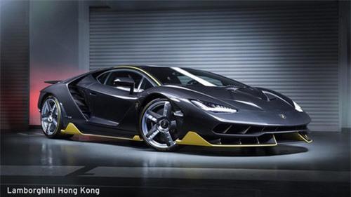 Lamborghini Centenario 43,1 tỷ đồng đã đến châu Á - 1