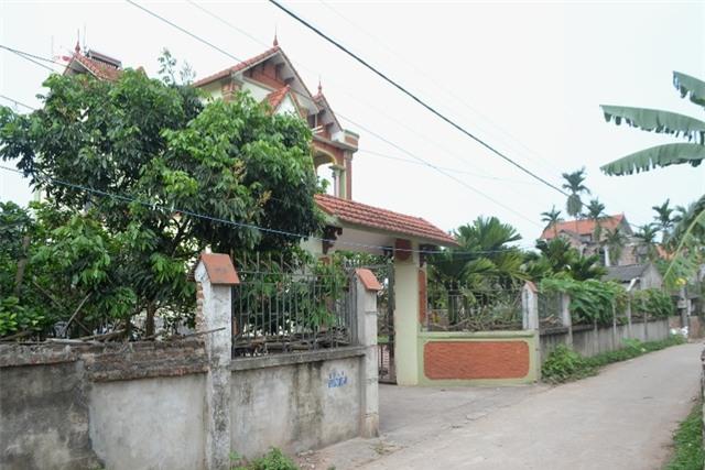 Ngôi nhà đau thương của gia đình bé Linh ngày nào giờ đã yên bình. Ảnh: Đ.Tuỳ