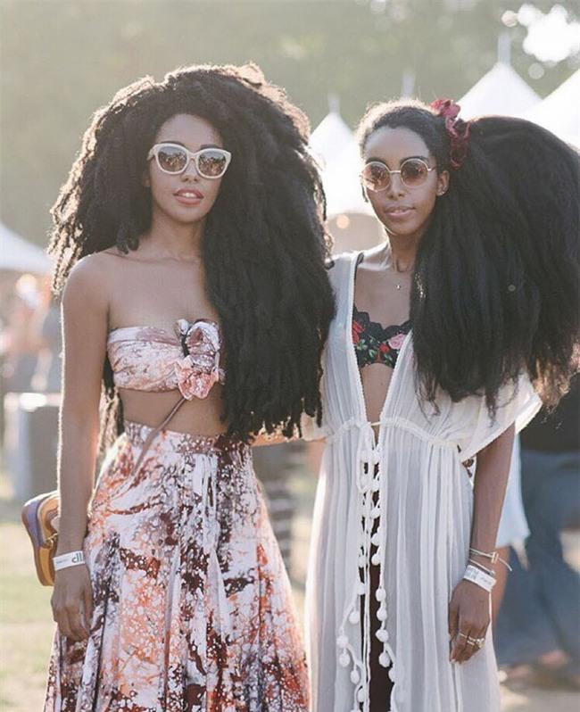 Mọi người đều nghĩ hai cô gái đội tóc giả nhưng sốc khi biết sự thật - Ảnh 13.