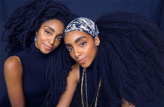 Mọi người đều nghĩ hai cô gái đội tóc giả nhưng sốc khi biết sự thật - Ảnh 14.