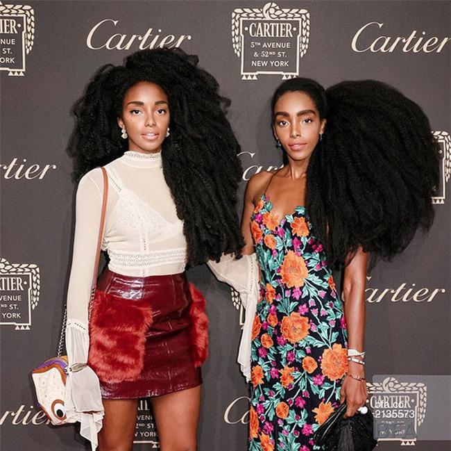 Mọi người đều nghĩ hai cô gái đội tóc giả nhưng sốc khi biết sự thật - Ảnh 16.