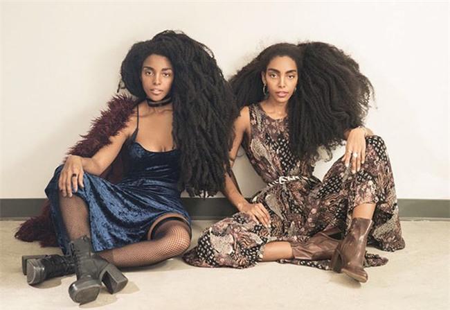 Mọi người đều nghĩ hai cô gái đội tóc giả nhưng sốc khi biết sự thật - Ảnh 8.