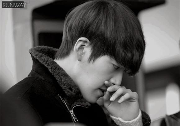 sao Hàn,Kim Woo Bin,Shin Min Ah,Kim Woo Bin bị ung thư,sao Hàn bị ung thư