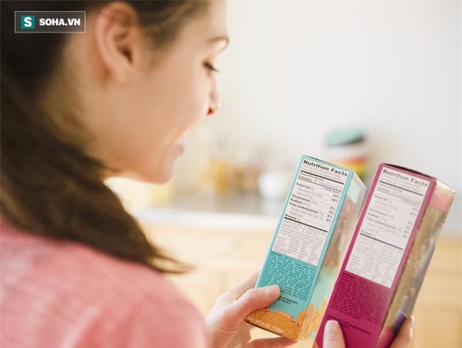 Khi mua thực phẩm, nếu thấy 4 ký hiệu sau trên bao bì thì cần cân nhắc kỹ - Ảnh 1.